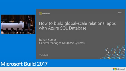 How to build global-scale applications with Microsoft Azure SQL Database