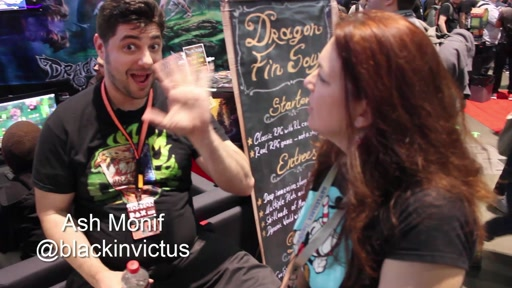 Game Dev Show Mini at PAX East - Dragon Fin Soup