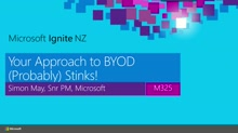 Your Approach to BYOD (Probably) Stinks!