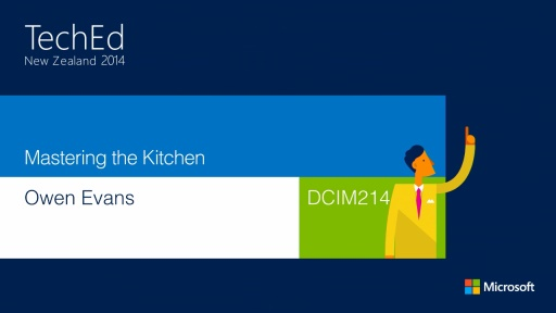 Mastering the Kitchen: Chef for Microsoft Azure
