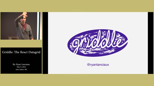 Griddle: The React Datagrid by Ryan Lanciaux