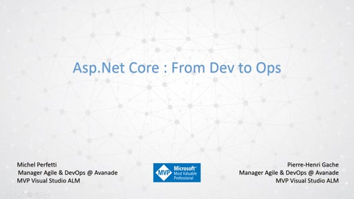 ASP.Net Core: From Dev to Ops - Configuration
