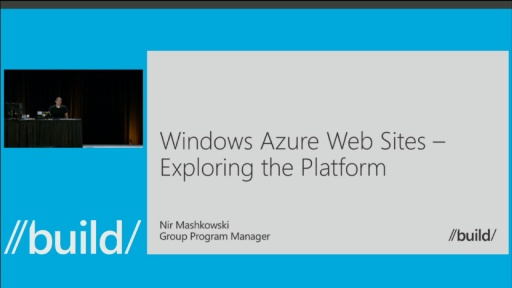 Windows Azure Web Sites – Exploring the platform