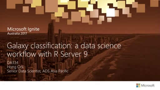 Analytics Workflows with Microsoft R Server