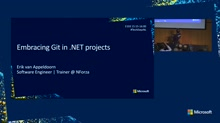 Embracing Git in .NET projects