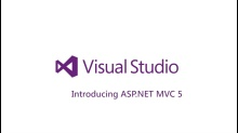 ​Introducing ASP.NET MVC 5