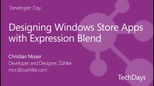 Designing Windows Store Apps with Expression Blend