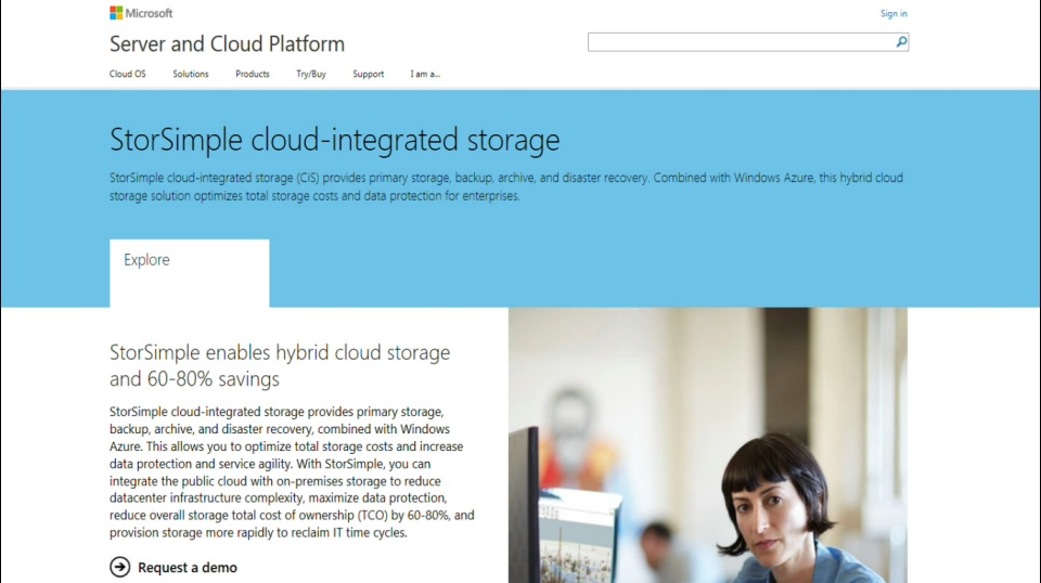 TechNet Radio: Hybrid Cloud Integrated Storage with StorSimple and Windows Azure