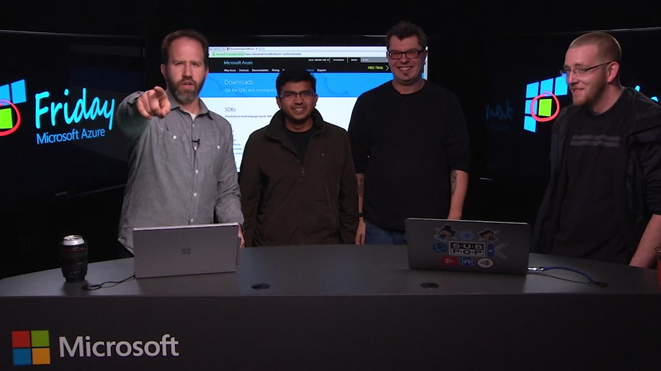 Azure App Services - Azure Resource Manager Tools in Visual Studio