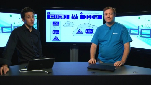 Edge Show 76 - Windows Azure MFA