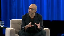 Satya Nadella announces $75 million investment in computer science education