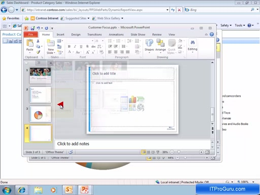 SharePoint and Office 2010 Series Part 3 of 3