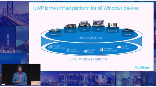 Session: UWP - Building Engaging Experience & Session : Enriching your Apps