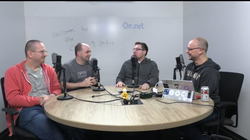 Karel Zikmund, Wes Haggard, and Immo Landwerth - .NET Core Triage & Project Management