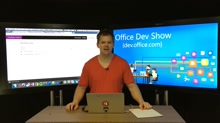 Office Dev Show - Episode 39 - OneNote APIs in the Microsoft Graph