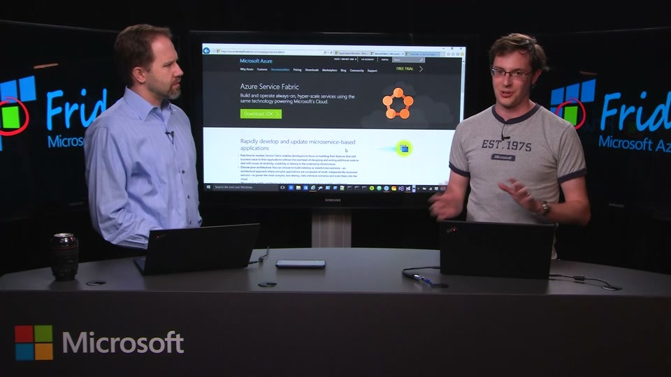 Azure Service Fabric 101 - Introduction