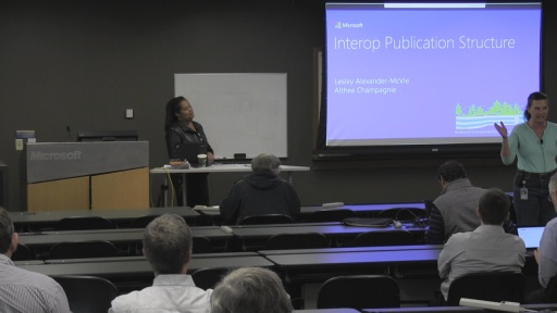 Open Specifications Plugfest Focus Group Presentation 2013