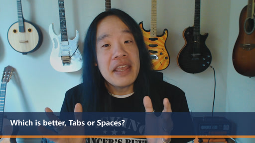 Which is better, Tabs or Spaces? | One Dev Question