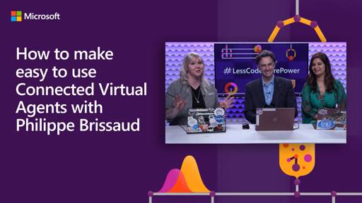 How to make easy to use Connected Virtual Agents with Philippe Brissaud