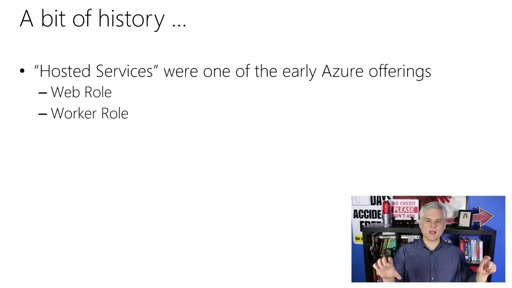 Microsoft Azure Fundamentals: Virtual Machines: (12) Understanding the Relationship Between Cloud Services and VMs