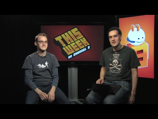 TWC9: Mix Sessions, Async CTP Refresh, Hanselman rides the Jellybean