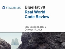 Real World Code Review – Using the Right Tools in the Right Place at the Right Time