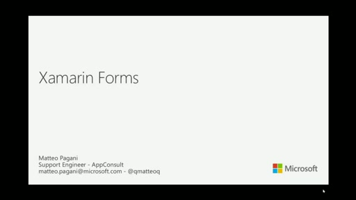 Cross Platform Development - Část 4.: Xamarin Forms