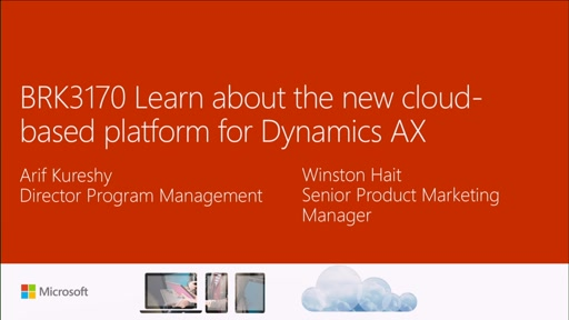 Learn all about the new cloud-based platform for Dynamics AX