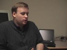 Scott Currie - How is Visual C++ (Whidbey) going to make my code more secure?