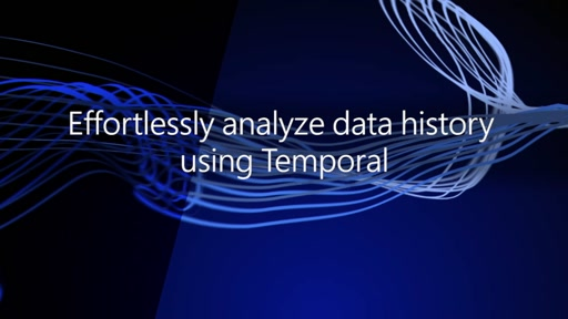 Effortlessly Analyze Data History Using Temporal