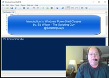 PowerShell 5 - Introduction to PowerShell Classes