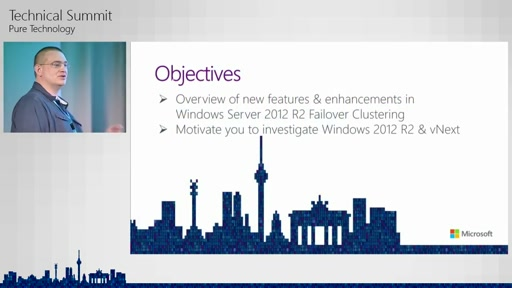 What's new in Failover Clustering in Windows Server 2012 R2