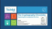 The Cryptography Chronicles: Explaining the Unexplained, Part 1