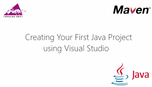 Developing Java Applications | Creating Your First Project