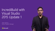 Incredibuild with Visual Studio 2015 Update 1