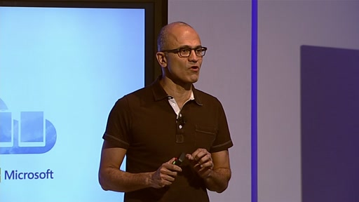 Satya Nadella commits to cross-platform strategy