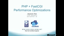 7. PHP and FastCGI Performance Optimization