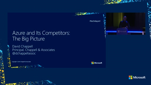 Azure and Its Competitors: The Big Picture