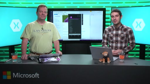 The Xamarin Show 12: MVVM Light and Xamarin with Laurent Bugnion