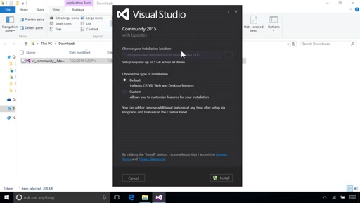 Getting Started with Visual Studio – Setting up your IDE