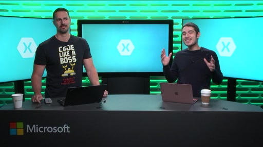Episode 10: Prism for Xamarin.Forms with Brian Lagunas