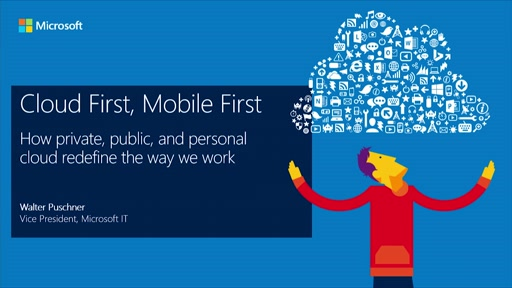 Lessons Learned for our Federal Customers: Cloud-First Mobile-First