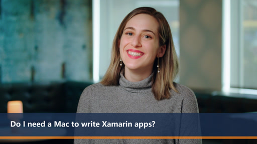 Do I need a Mac to write Xamarin apps? | One Dev Question