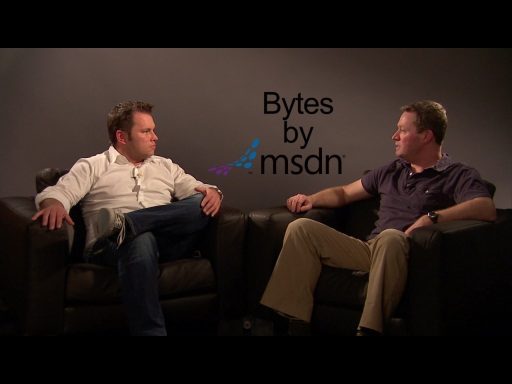 Bytes by MSDN: Paul Sterling and Brian Gorbett discuss Umbraco