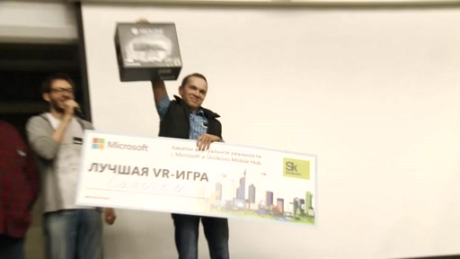 First Ever VR Hackathon in Russia: 200+ participants with 35 strong VR projects
