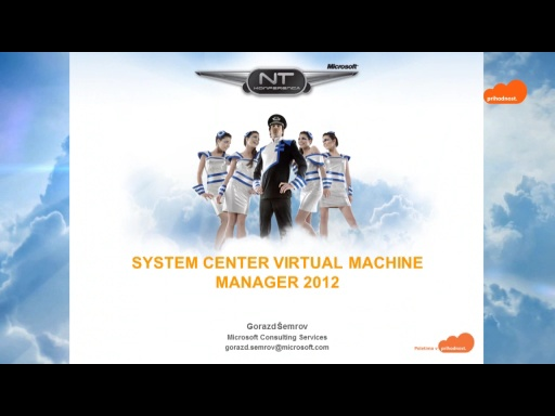 NTK - System Center Virtual Machine Manager 2012
