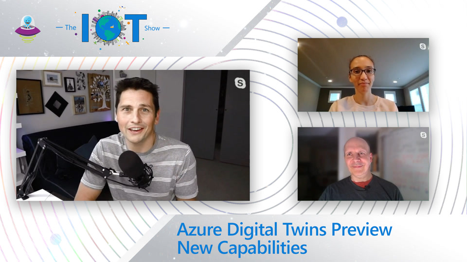 Azure Digital Twins Preview New Capabilities