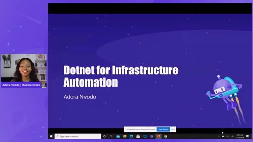 .NET for Infrastructure Automation