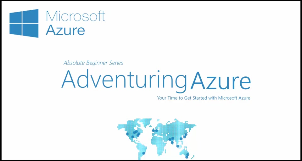 1- Adventuring Azure | Introduction to Azure