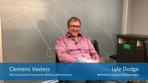 Azure Service Bus in the Enterprise with Clemens Vasters